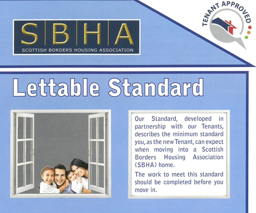 Lettable Standard Cover