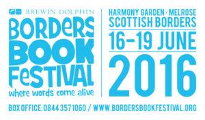 Borders Book Festival 2016 Logo